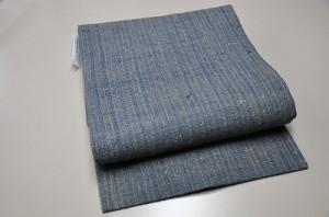 自然布雰囲気ある名古屋帯 (3)