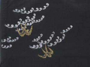 アンティーク単衣羽織 紗
