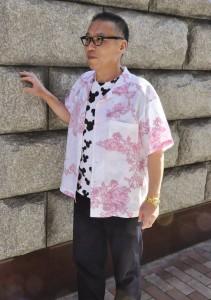 やゝ游風 クールビズ アロハシャツ 2013