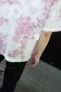 アロハシャツ やゝ游風 バックスタイル ポケット